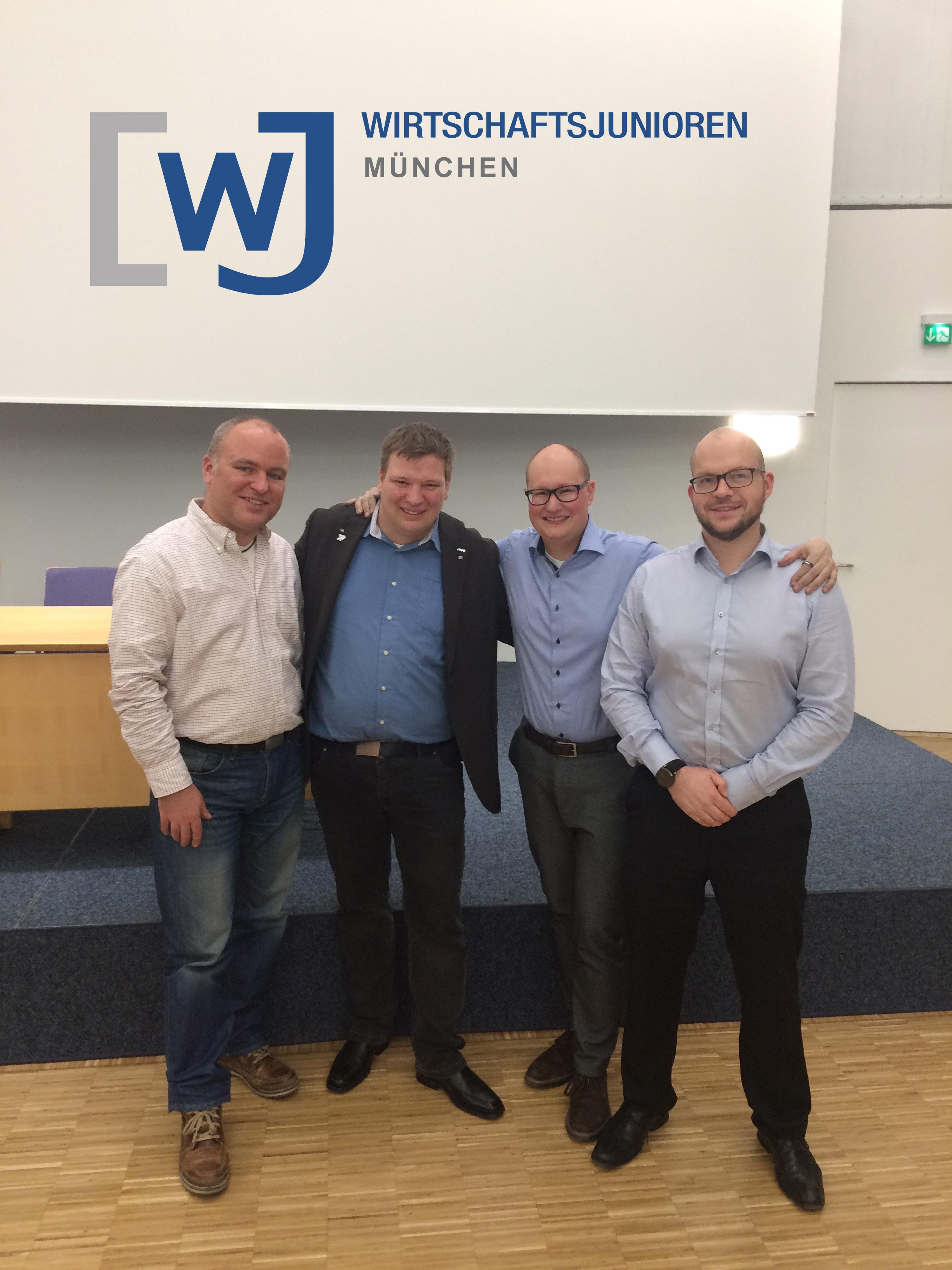 WJ München Vorstandsteam 2017